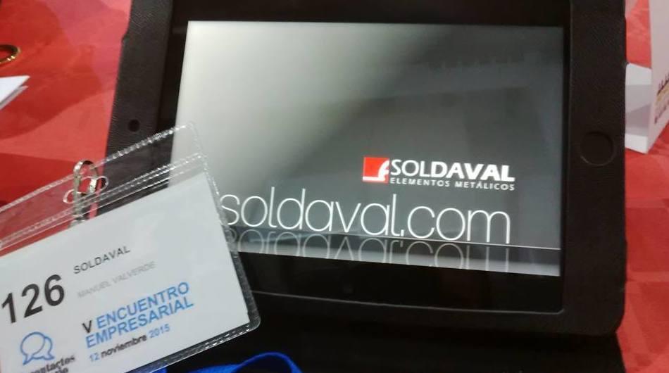 PRESENCIA: Productos y servicios de SOLDAVAL S.C.V.