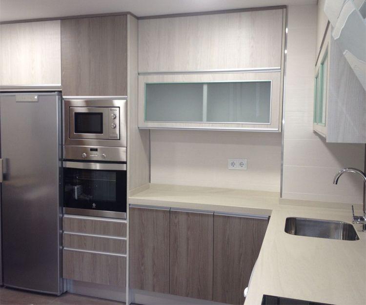 Muebles de cocina con precios económicos en Fuencarral (Madrid)