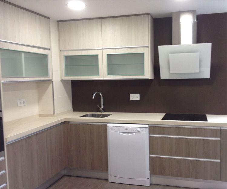 Muebles de cocina de todos los estilos en Madrid norte