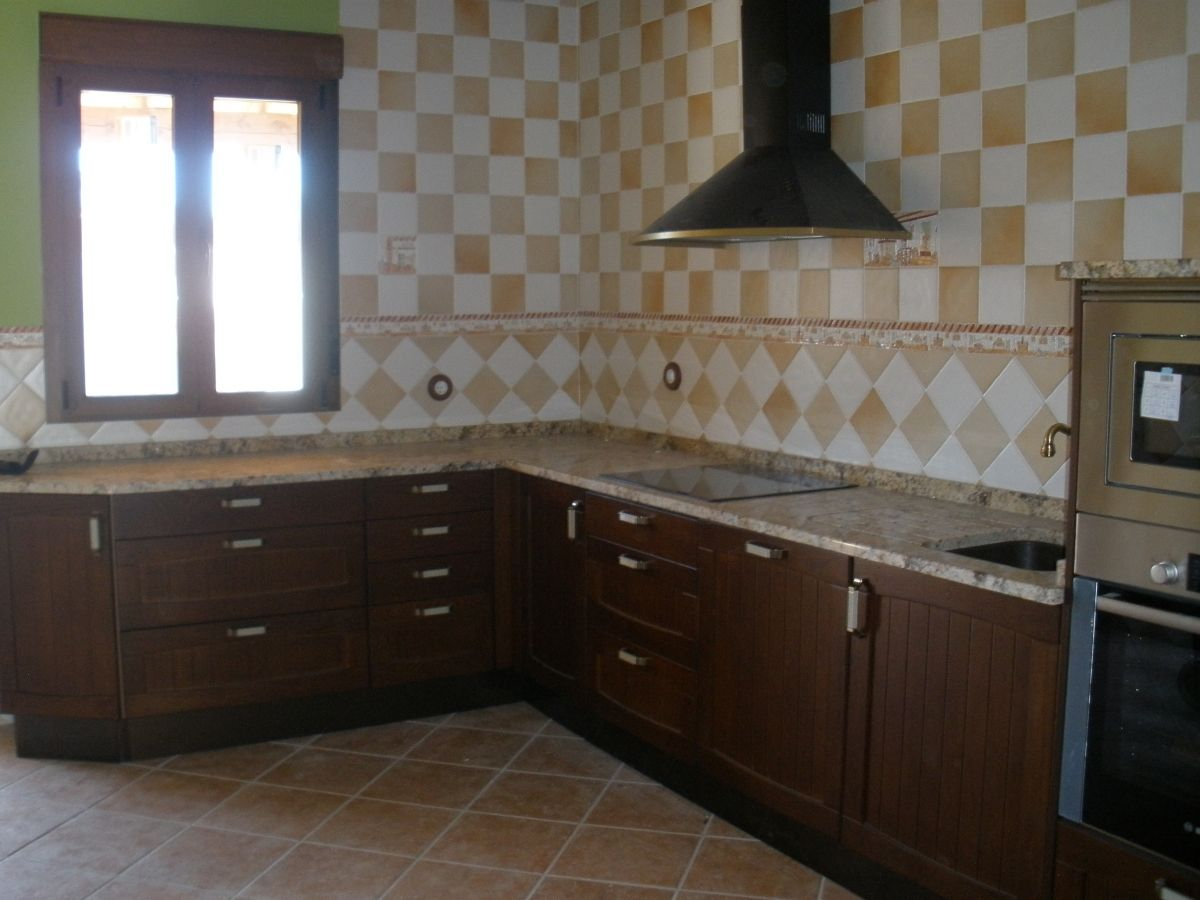 Mobiliario de cocina en Alcobendas