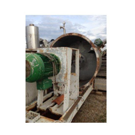 Depósito 1 m³ seminuevo: Productos nuevos y seminuevos de Equipos de Maquinaria Industrial