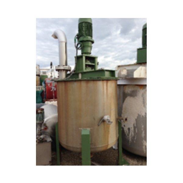 Depósito 3 m³ seminuevo: Productos nuevos y seminuevos de Equipos de Maquinaria Industrial