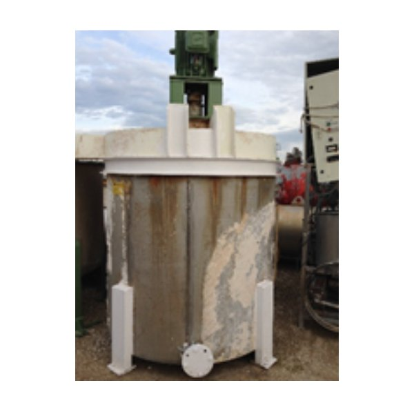 Depósito 3 m³ seminuevo. II: Productos nuevos y seminuevos de Equipos de Maquinaria Industrial