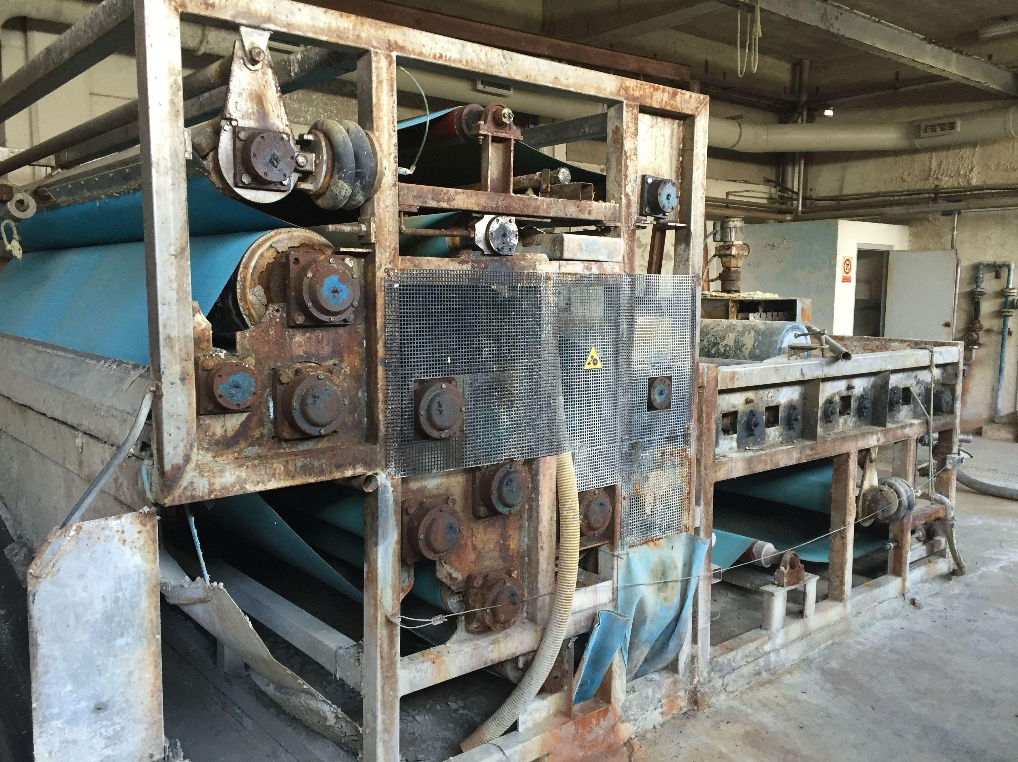 Filtro Banda: Productos nuevos y seminuevos de Equipos de Maquinaria Industrial