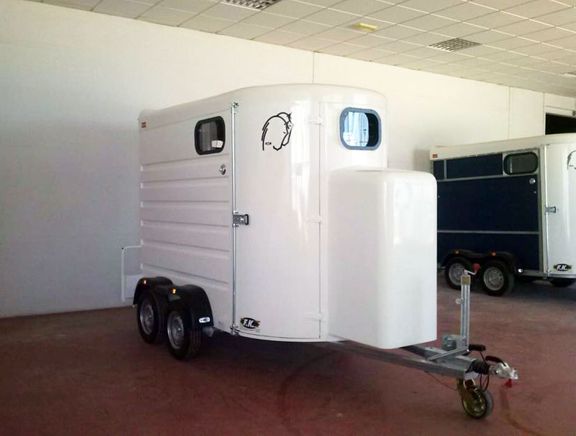 Remolques para caballos en Alicante