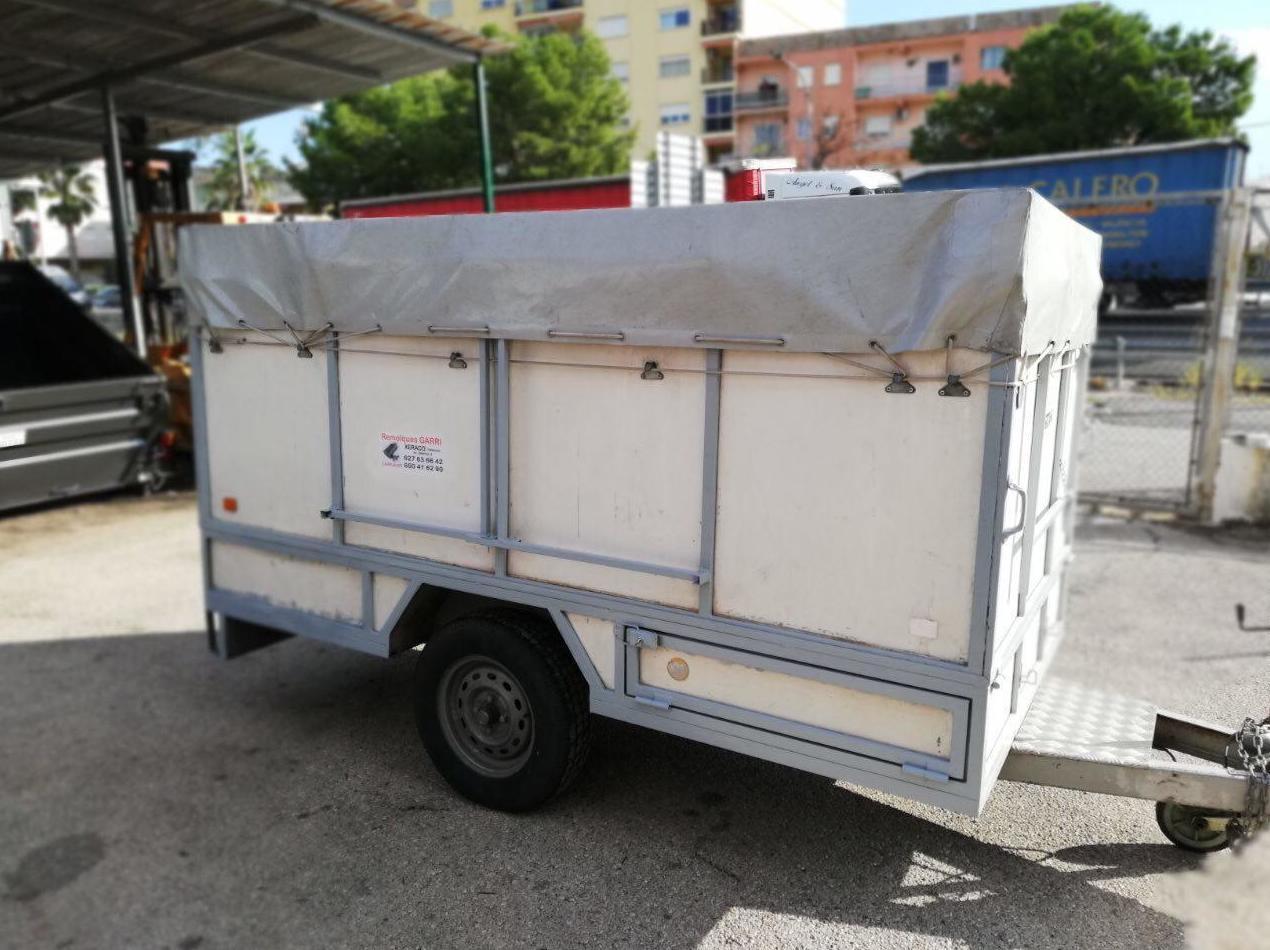 Remolque MERCADO: Remolques de Remolques Garri