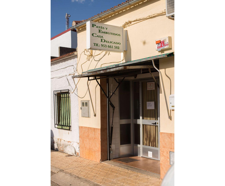Casa Delicado, patés y embutidos caseros de Navas de Tolosa