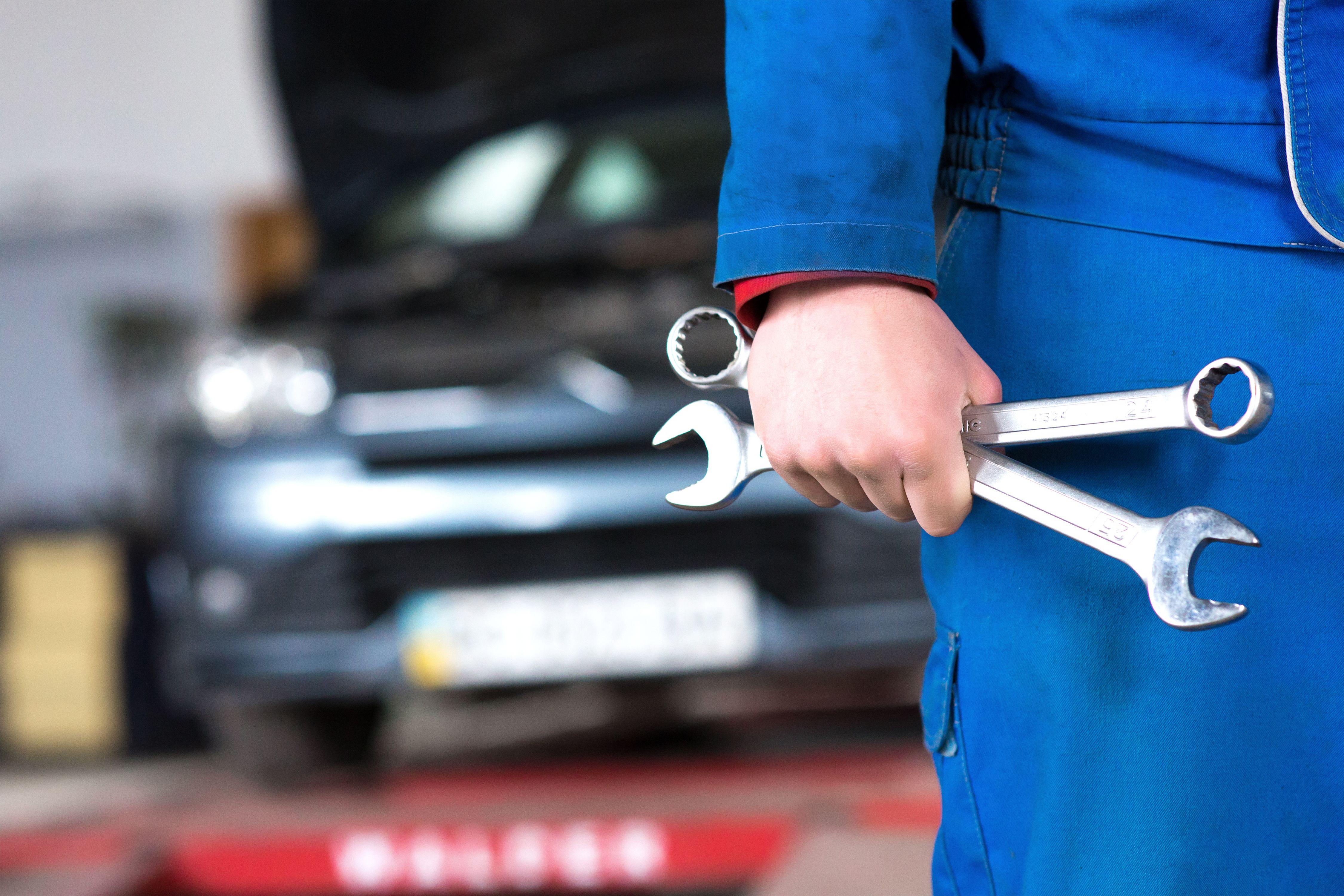 Mecánica rápida: Servicios de Mercasosa