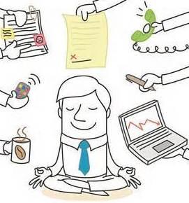 ¿Sabes desconectar del trabajo?.
