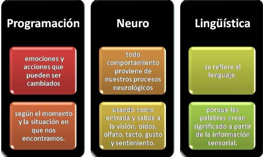 PNL: Especialidades de Psicóloga Rosario Ortuño