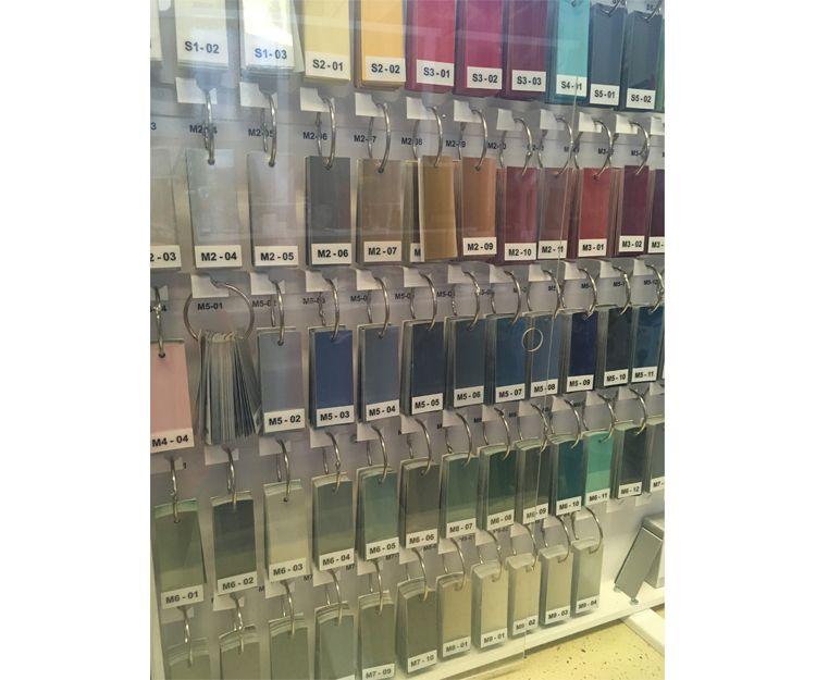 Distribuidores de pintura industrial en Toledo