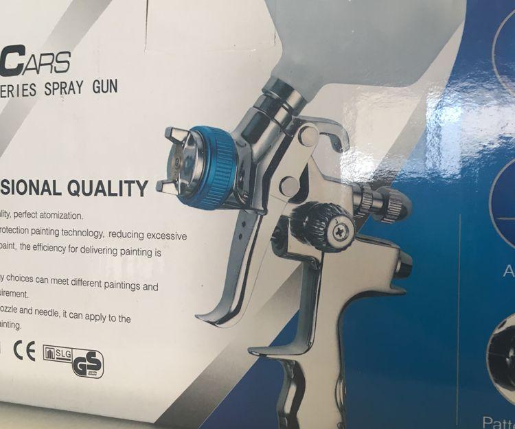 Pistolas para pintura del automóvil en Toledo