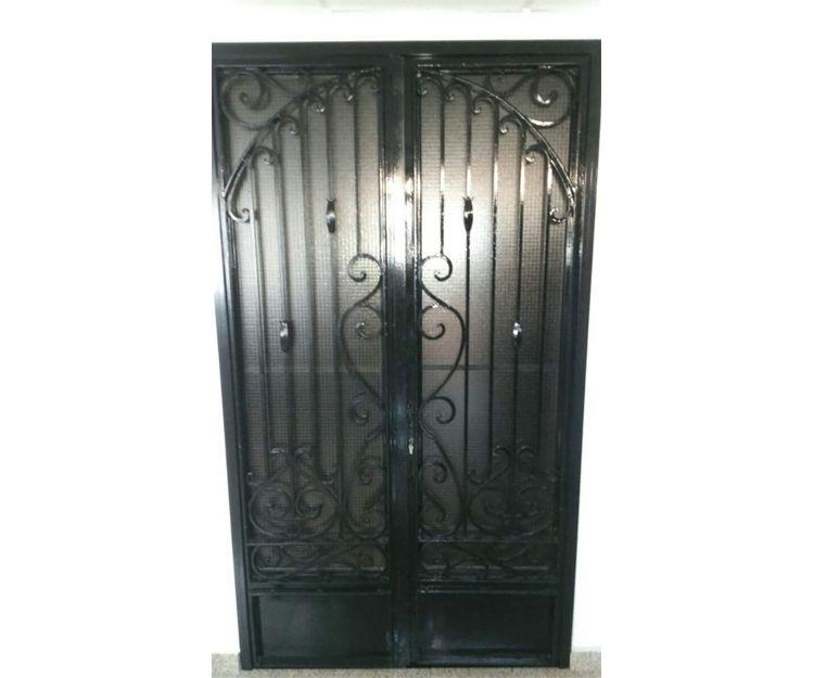 Puertas de forja en Ibiza