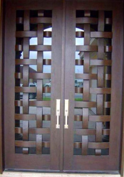 Fabricación de puertas metálicas