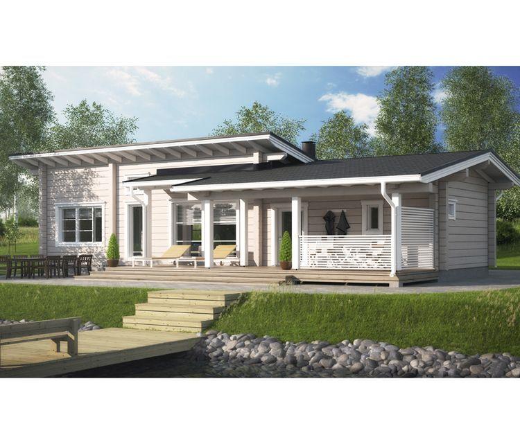 Casas prefabricadas de madera en tenerife fundo y madelar - Casa prefabricadas tenerife ...