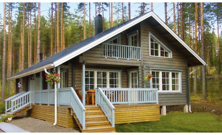 Casas de madera Taucho
