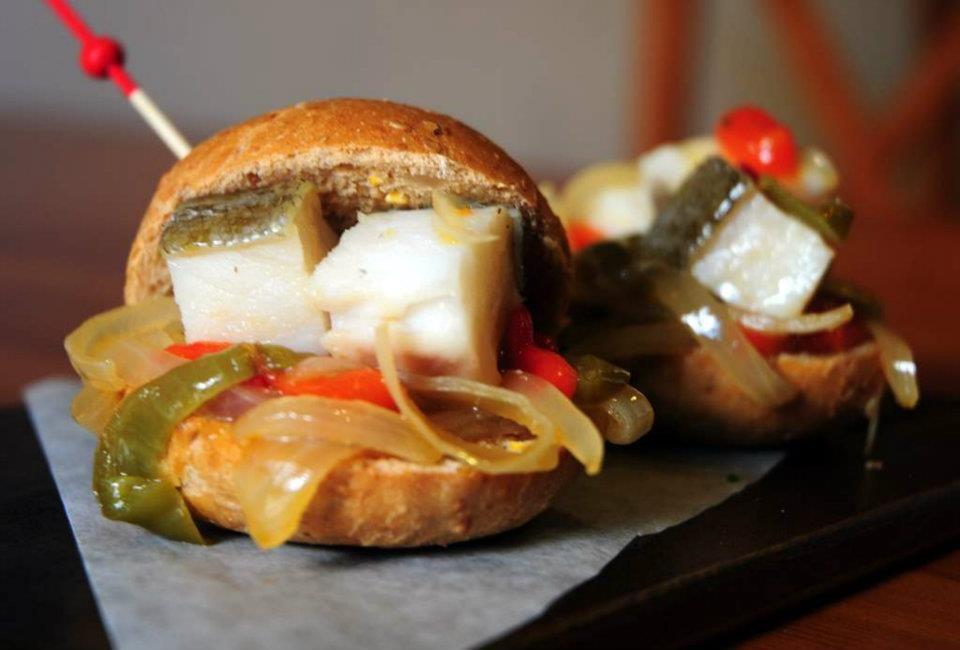 De raíces panaderas: Carta de Bernardo Restaurante - Entrevinosytapas