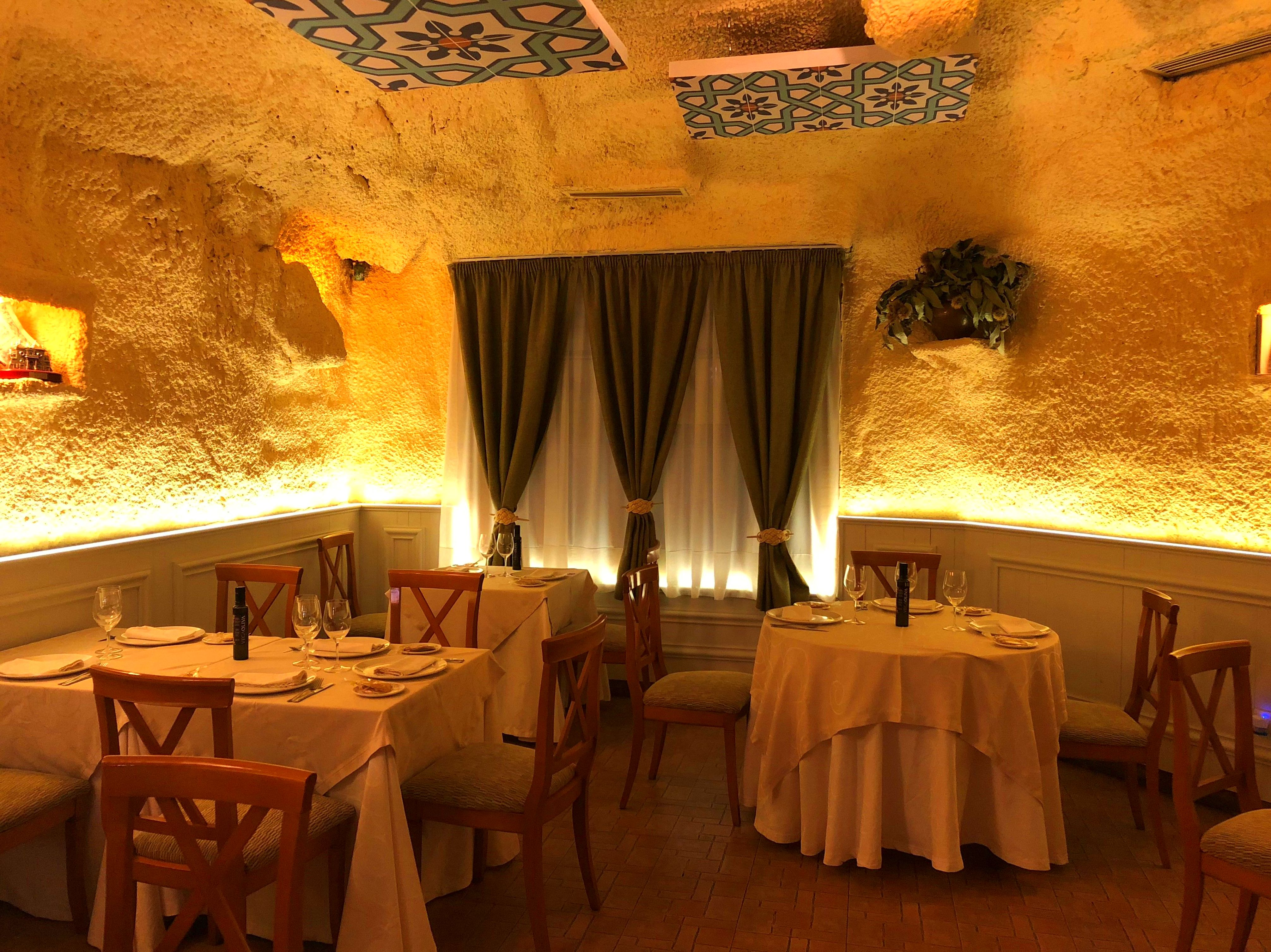 Celebración de eventos: Carta de Bernardo Restaurante - Entrevinosytapas