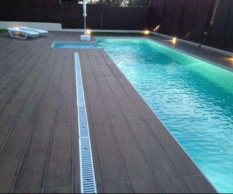 Diseño de piscinas en Arroyomolinos