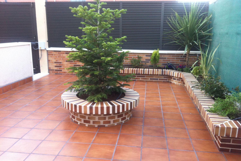 Diseño de exterior en Arroyomolinos