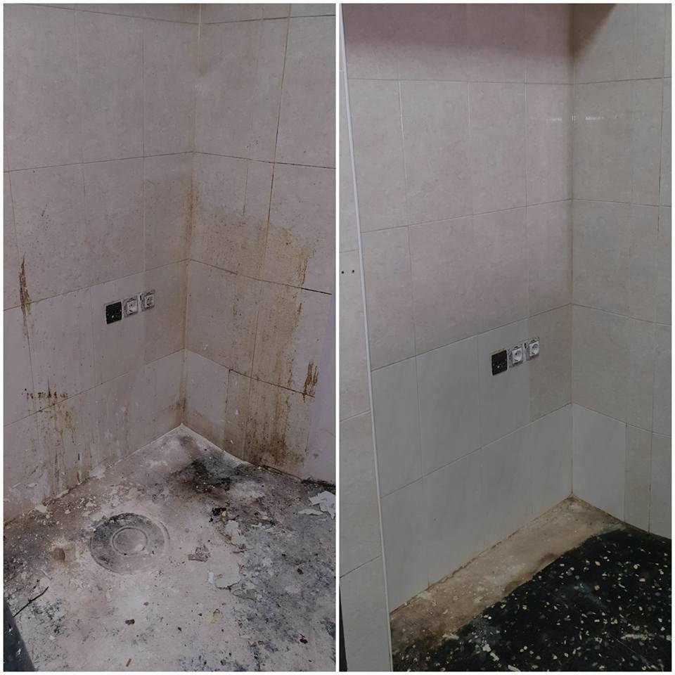 LImpieza integral de baños
