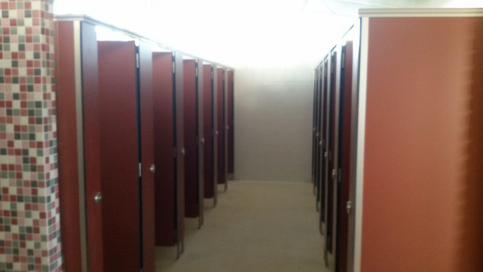 Construcción de cuartos de baño