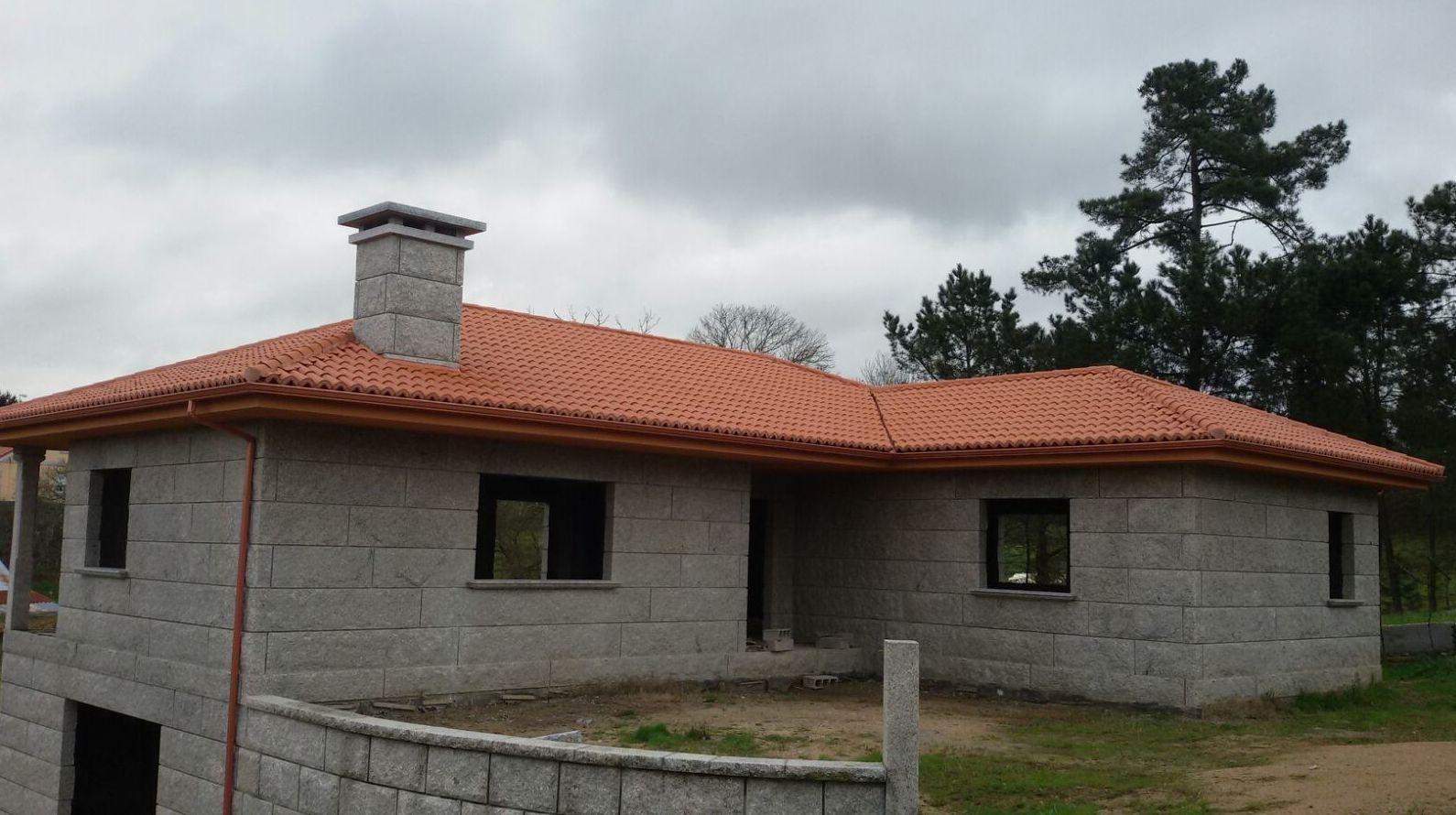 Construcción de viviendas nuevas en Pontevedra   tui