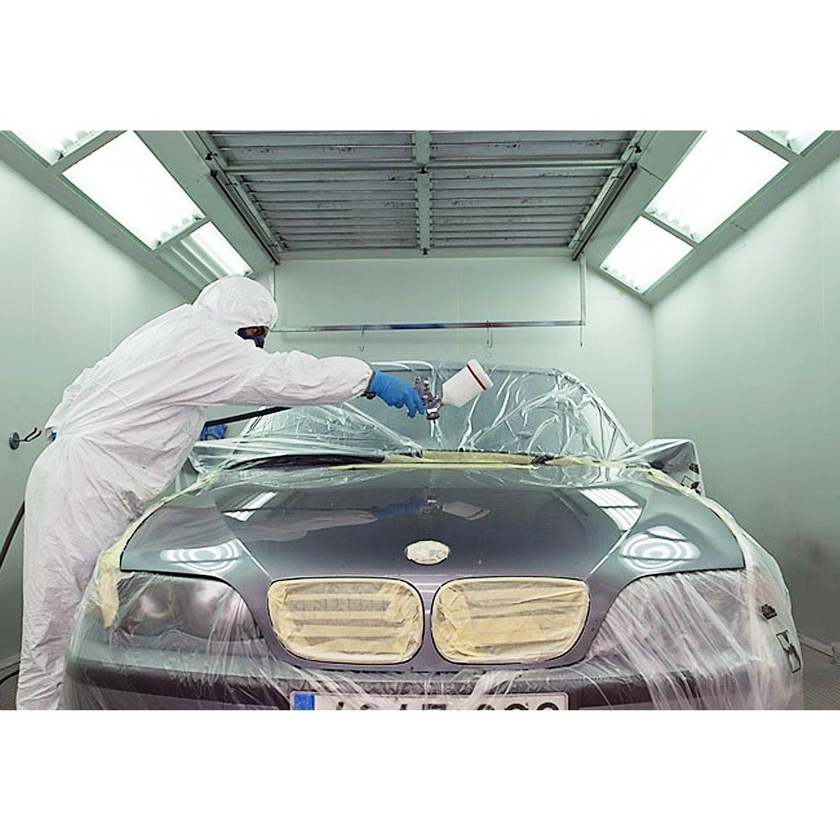 Taller de Pintura: Productos y Servicios de L y J Auto