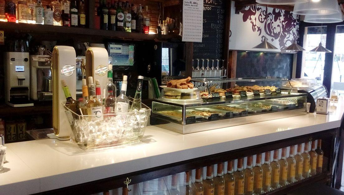 Cenar tapas en Burgos