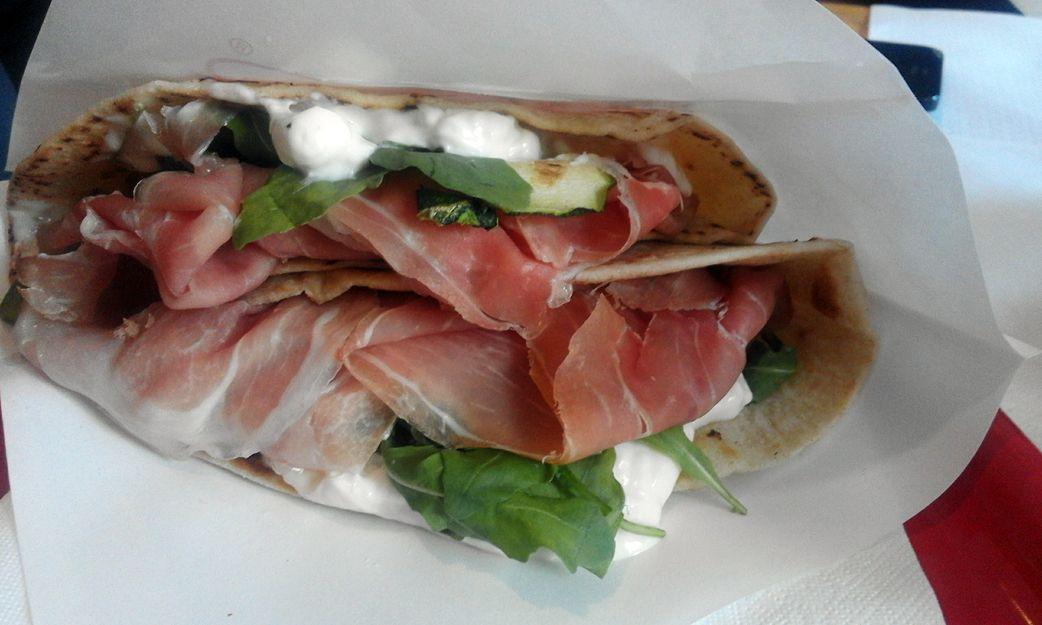 Fajitas saladas
