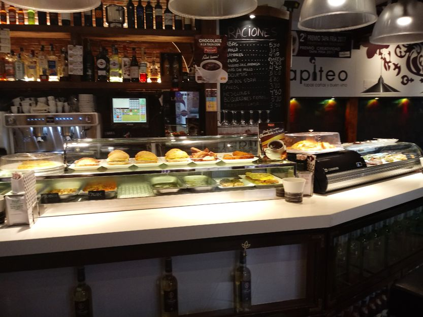 Bar de tapas recomendado en Burgos