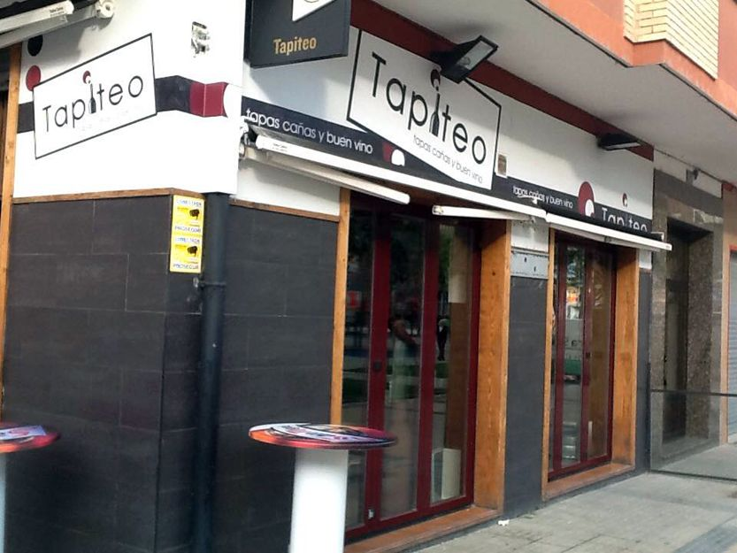 Bar restaurante en Burgos