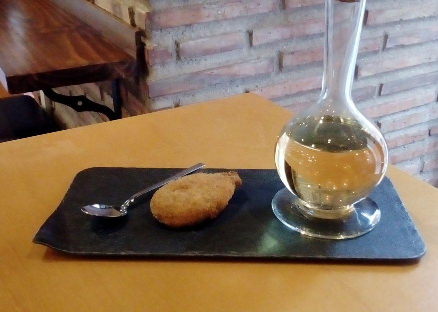 Tapas, cañas y buen vino en Burgos