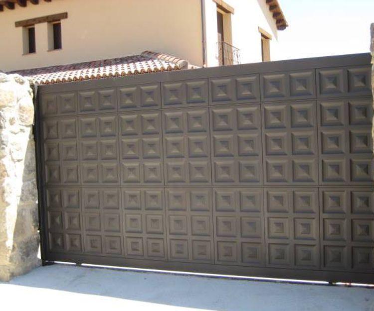 Puertas automáticas en Segovia