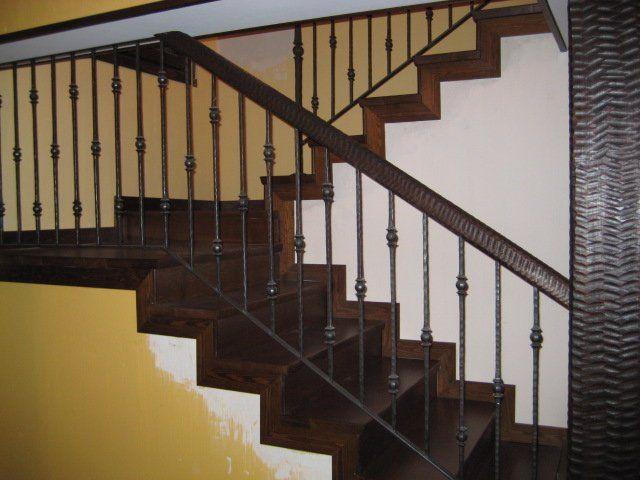 Barandillas, Cerrajería metálica en Segovia