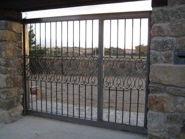 Puertas en Segovia