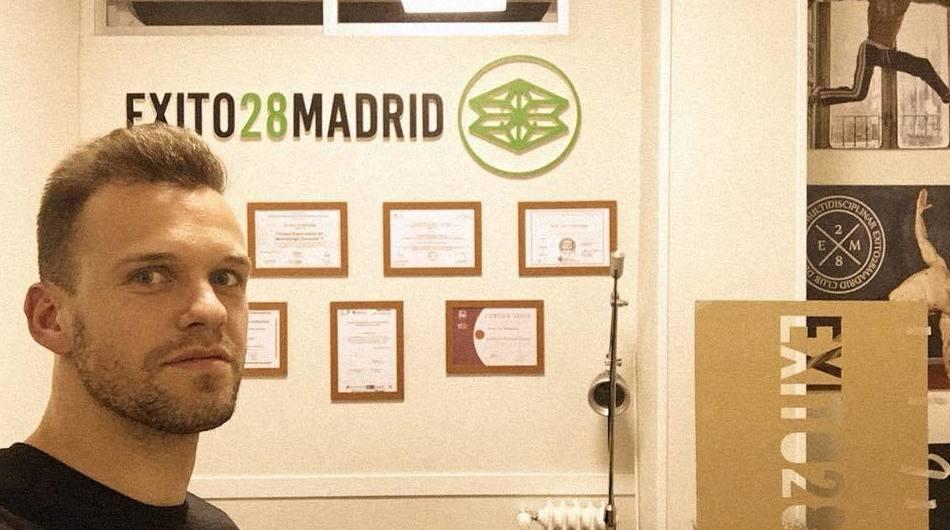 Entrenador personal arturo soria,  ciudad lineal. A tu salud Arturo Soria calle Julián Hernández 8