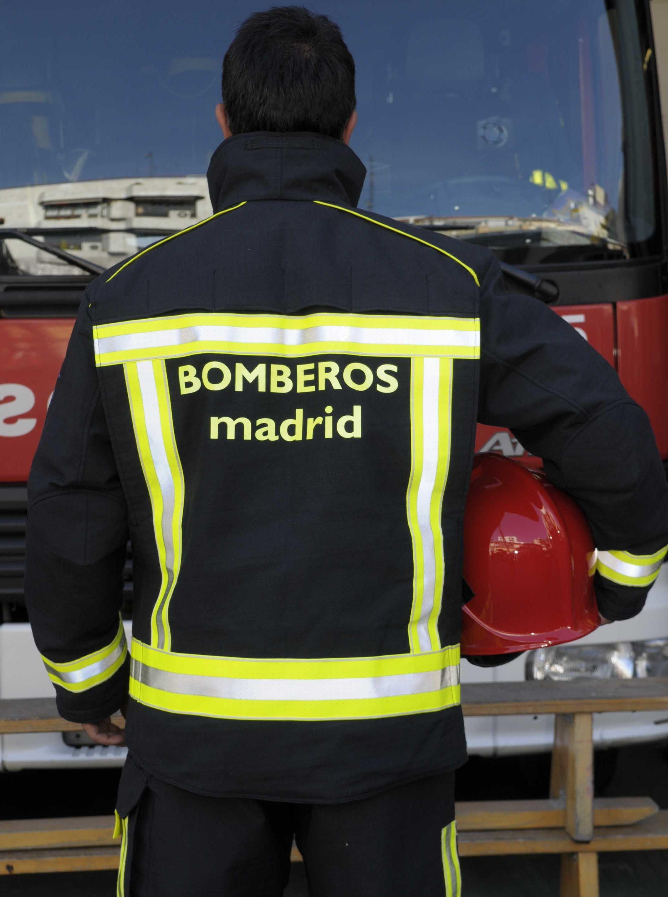 Bomberos dtos en A Tu Salud Arturo Soria
