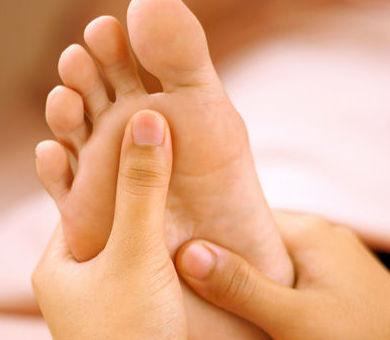 Fortalecer los músculos de los pies, podología