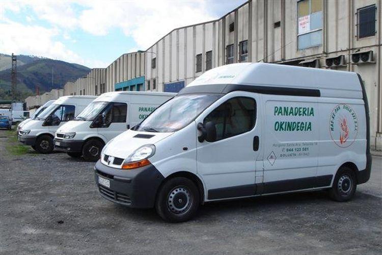 Fabricación y distribución de pan en Vizcaya