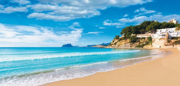 La Comunitat encabeza la lista de playas con bandera azul con un total de 132