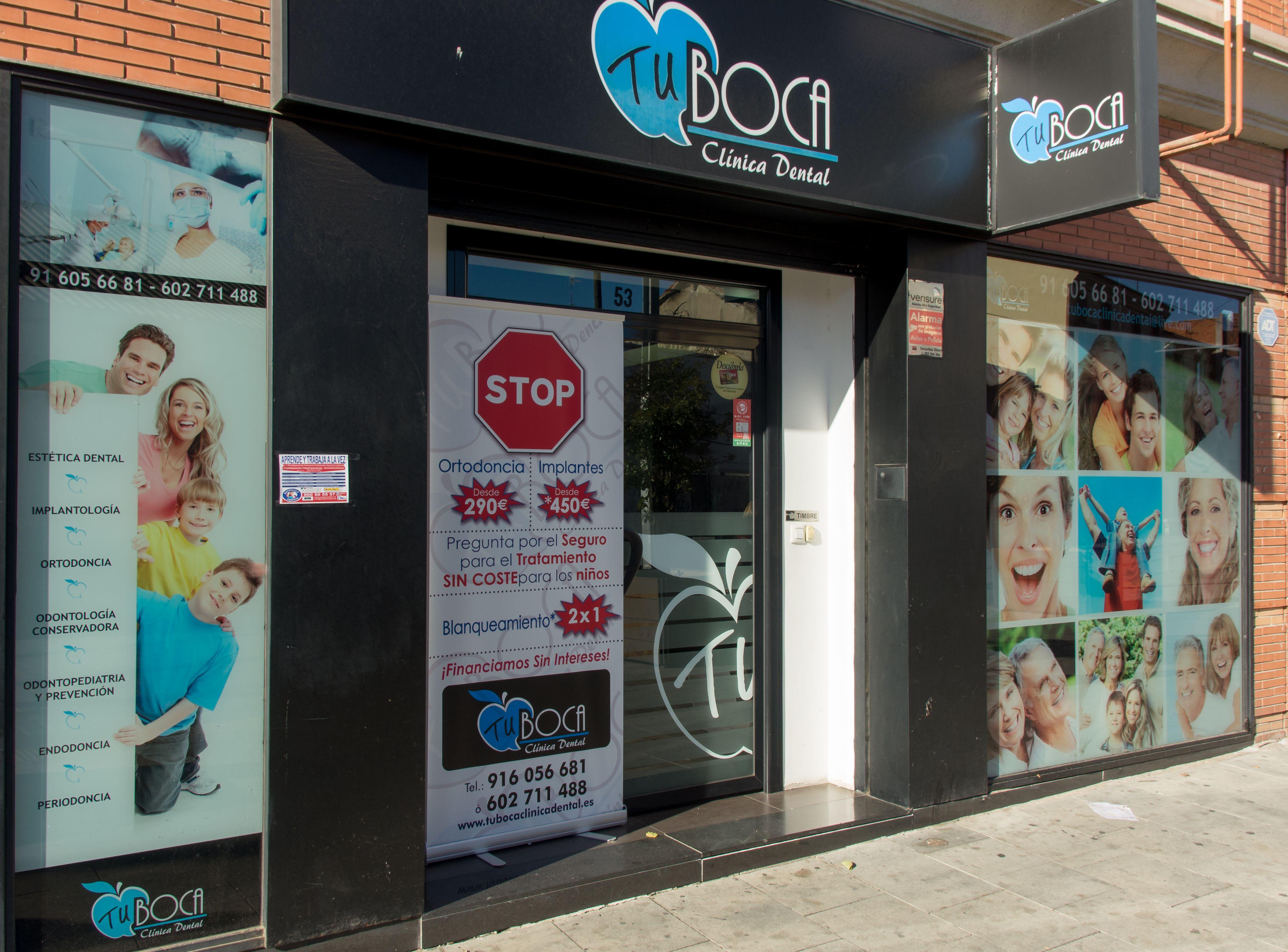 Clínicas dentales integrales en Parla, Madrid y Numancia de la Sagra
