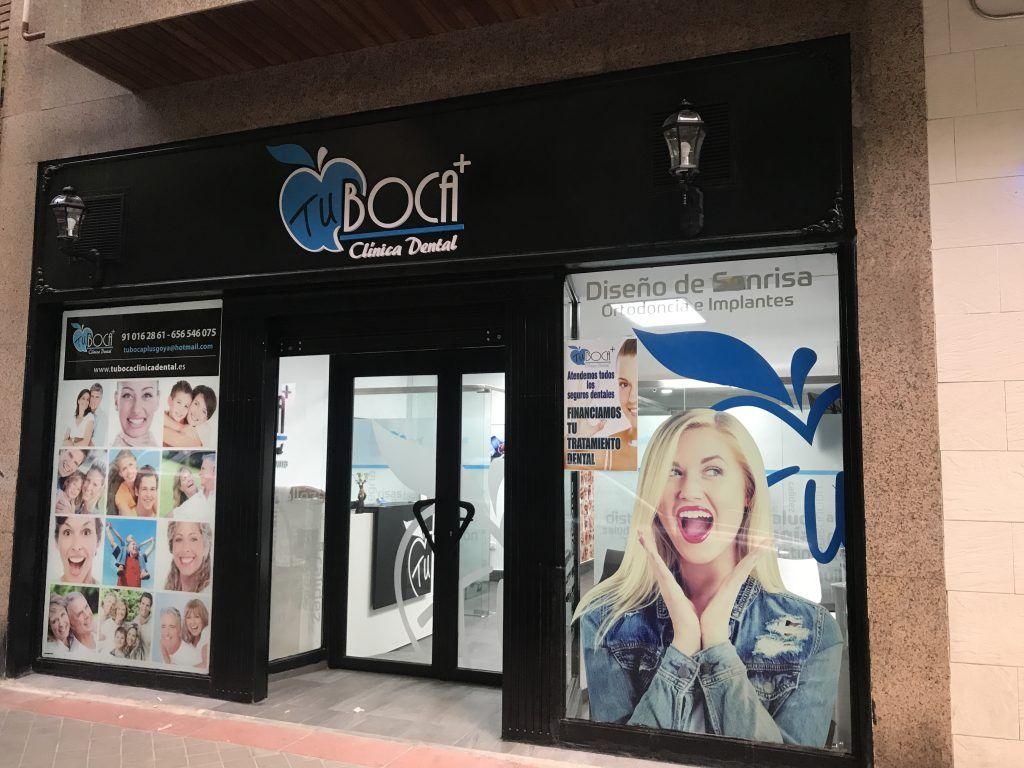 Clínica dental integral en Goya Madrid