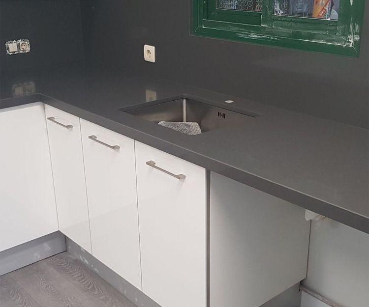 Instalación de muebles de cocina en Valencia