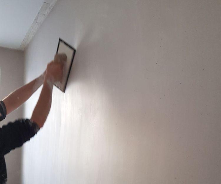Enyesado de paredes