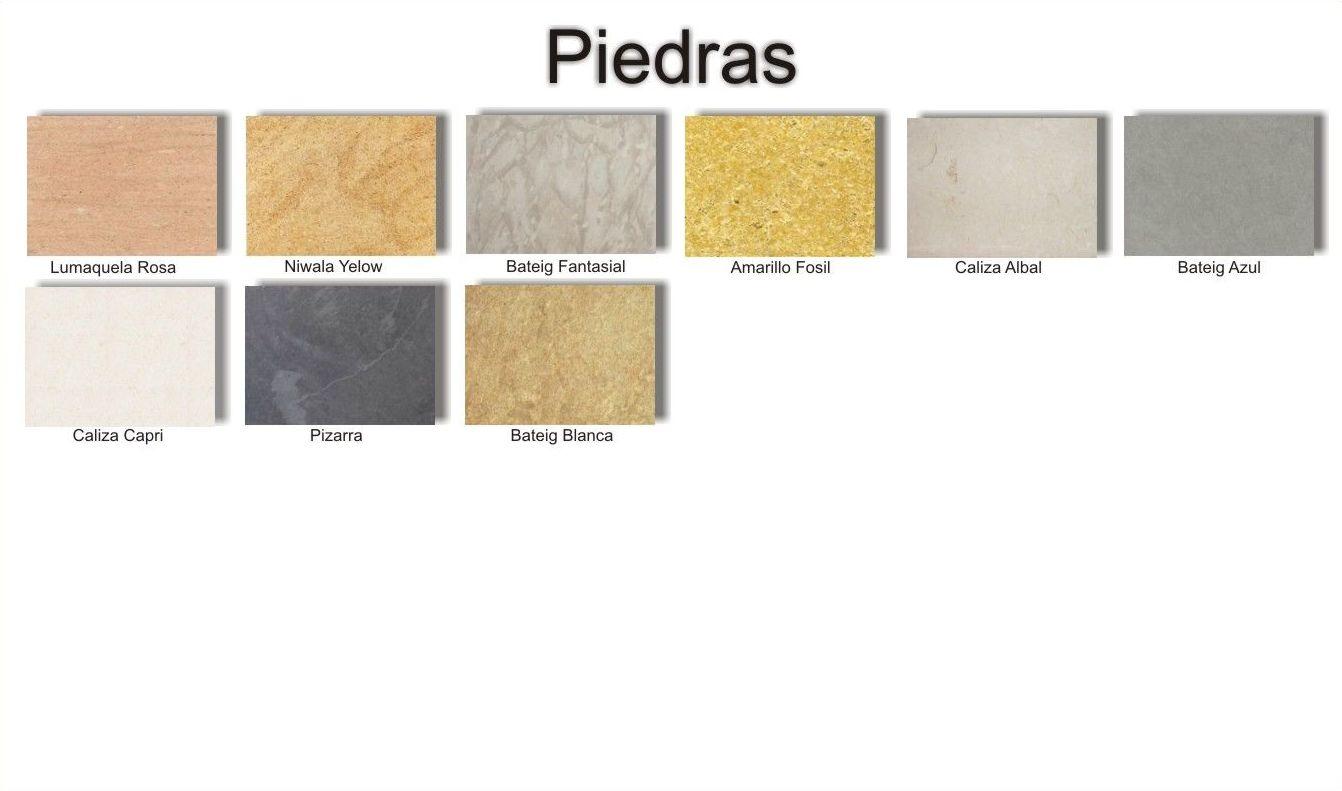 Piedras: Productos y servicios de Mármoles y Granitos Interlap