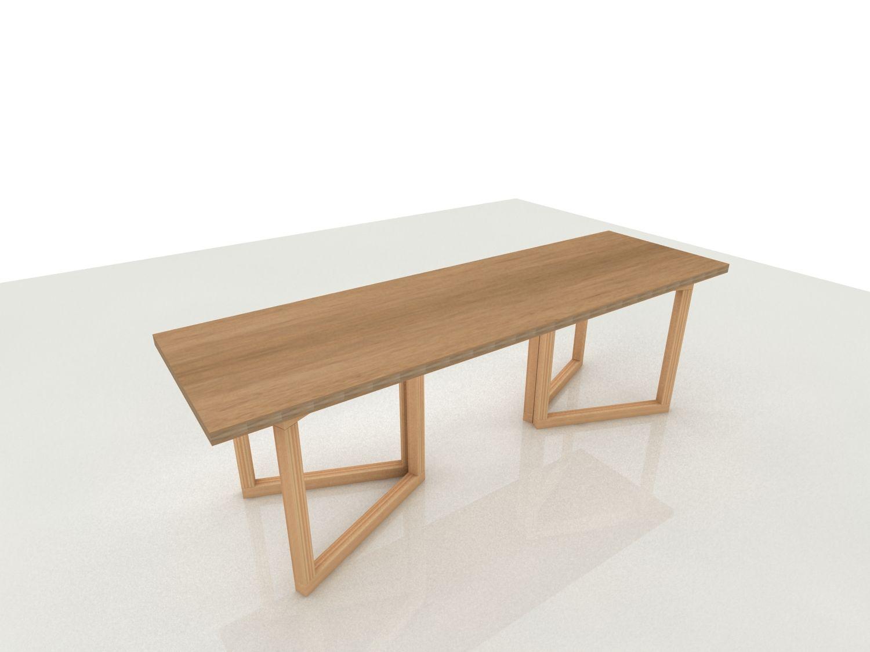 Mesas de madera de diseño en Barcelona