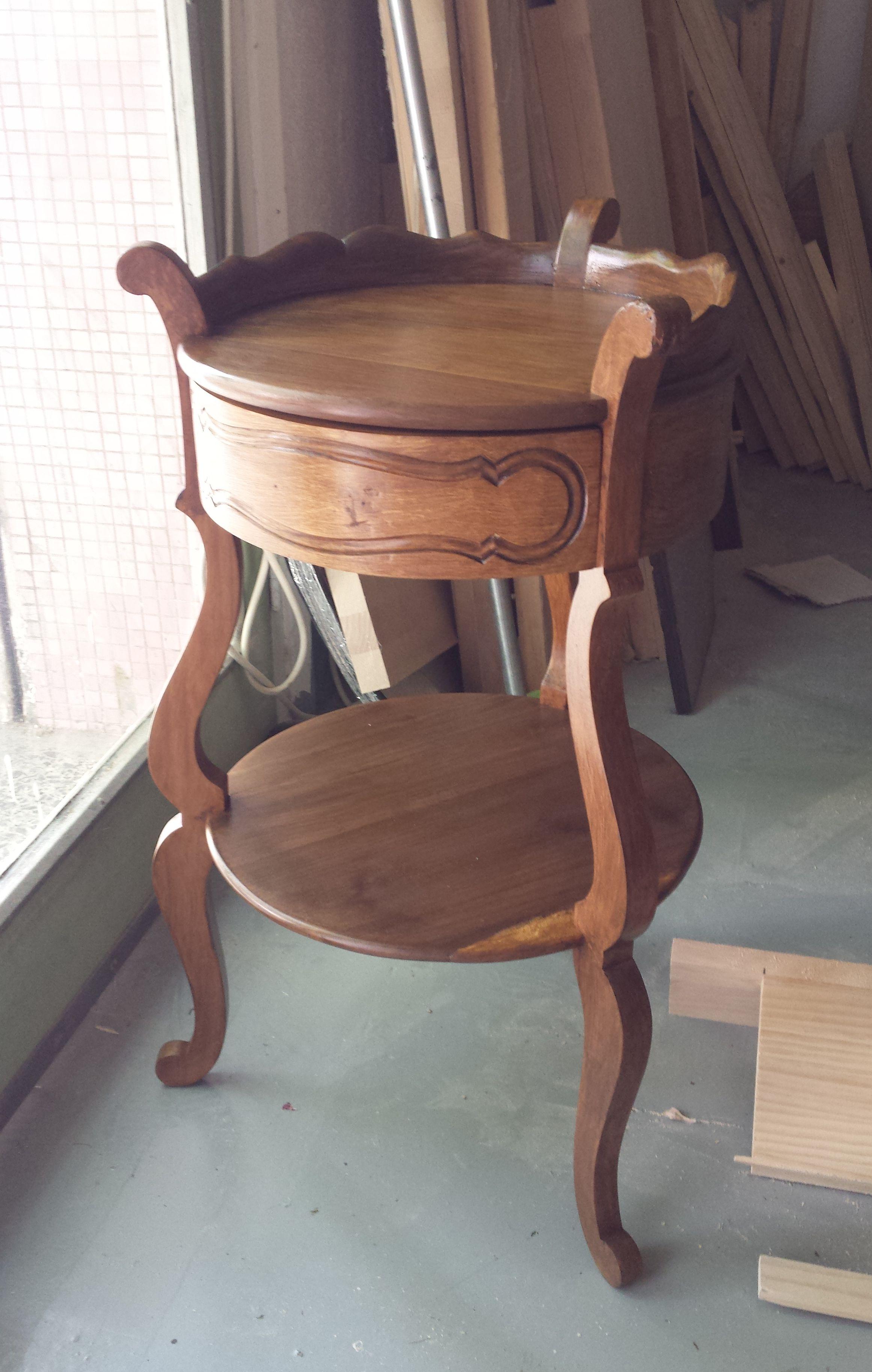Restauración de mueblas