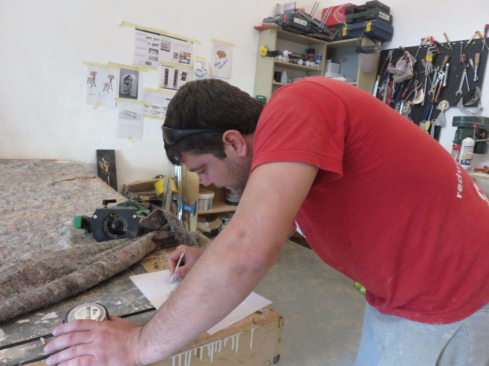 Pak of Shume, diseño y fabricación de mobiliario de madera
