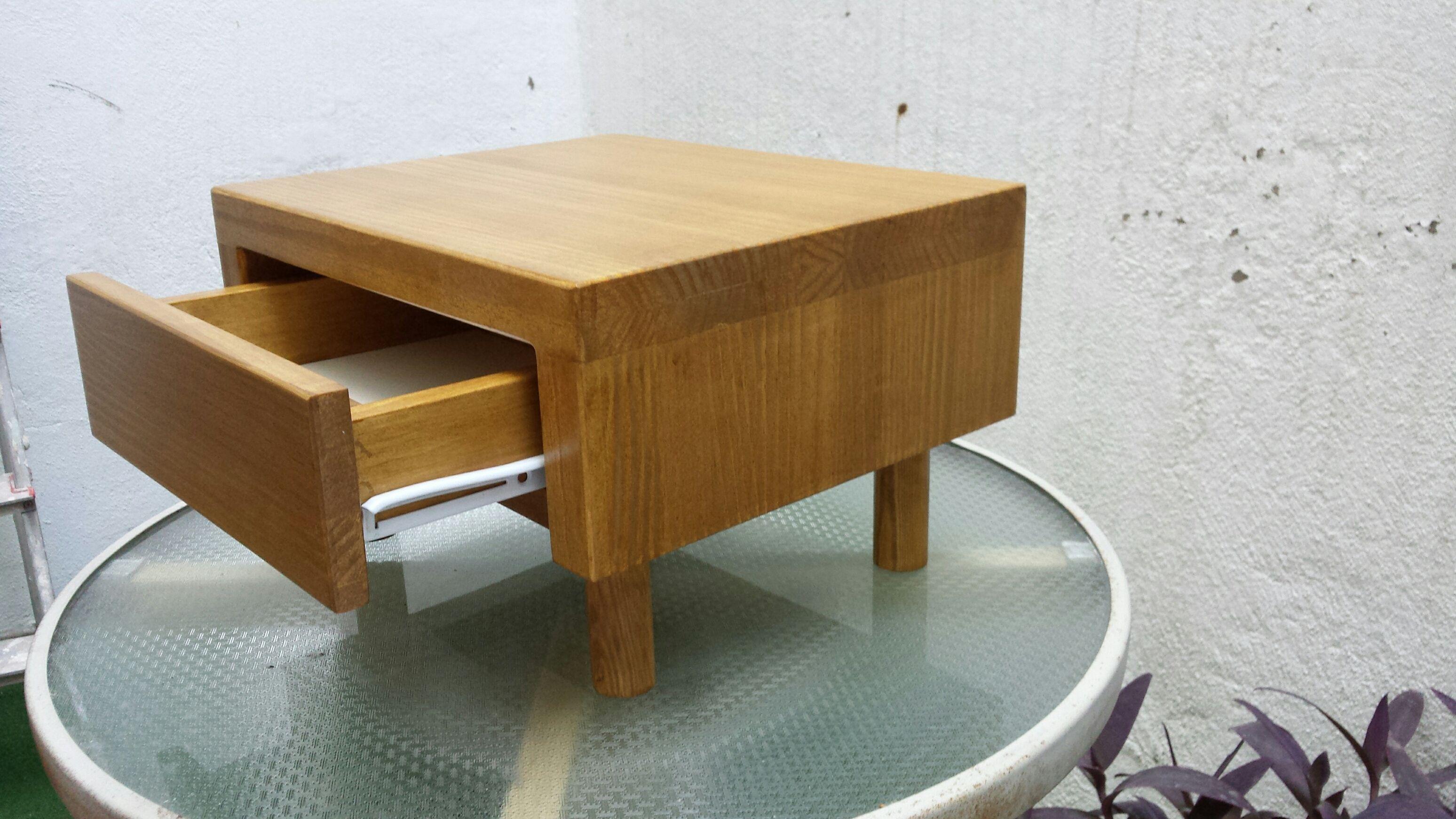Muebles de diseño de madera en Barcelona